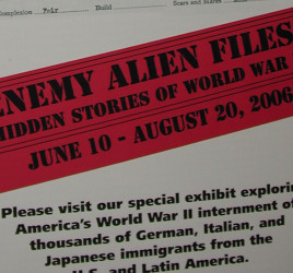 part of Manzanar poster