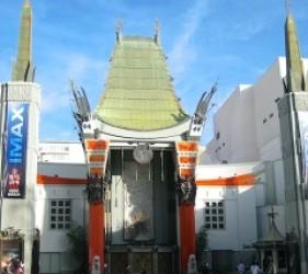 photo of Graumann Theater, site of documentary screening