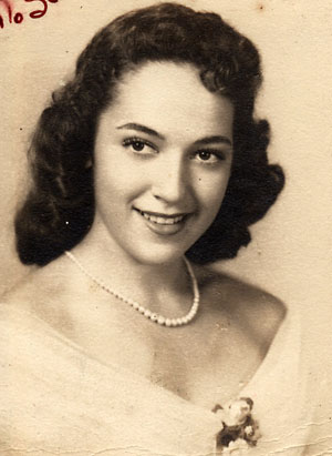Doris at age 15
