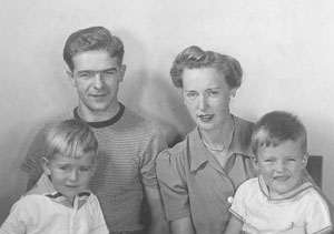The Graber Family 1942