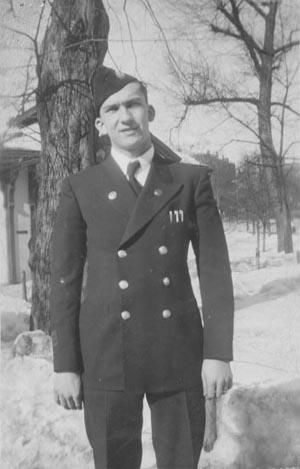 Cadet Walter Greis 1945 Greis Collection