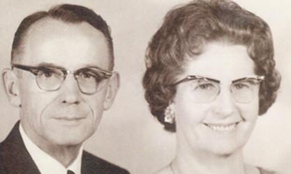 Paul and Gertrude Schneider