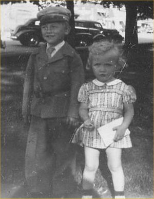 Armin and Ursula Vogt: Missoula 1943