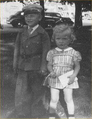 Armin and Ursula Vogt: Missoula 1943