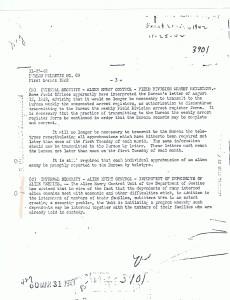 FBI Bulletin, 25 Nov 1942