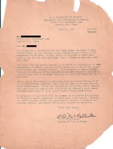 INS April 2, 1947_30 day parole