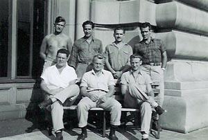 Ellis Island, 1947