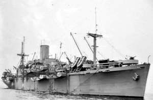 US Liberty Ship similar to ships used to transport Latin Americans